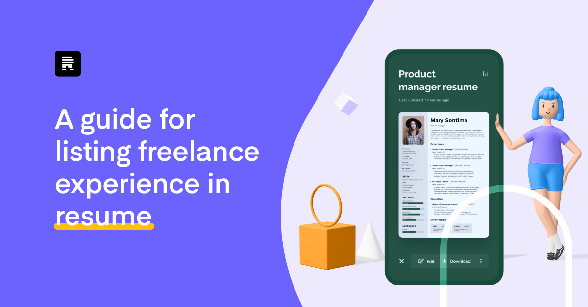 a-guide-for-listing-freelance-experience-in-resume-with-12-freelanceself-employed-resume-examples